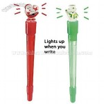 Christmas Light Up Pen