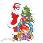 Christmas Pattern Fridge Magnet