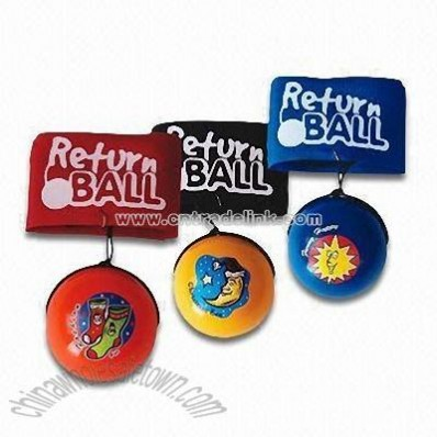 Christmas Sery-rubber Ball-yo-yo Ball