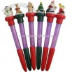 Christmas Shaed Bubble pen
