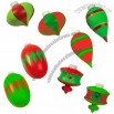 Christmas Tree Ornament Stress Ball Toy