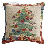 Christmas Tree Pillow