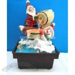 Christmas Water Fountain