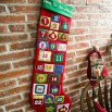 Christmas stockings calendar