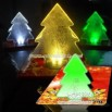 Christmas tree LED Card lighting