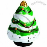 Christmas tree shape mechanical countdown kitchen timer