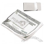 Chrome Money Clip