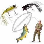 Chuck Woolery Signature Series Moto Fish Lure - Moto Chug Bullfrog - Realistic Bait to Catch Fish!