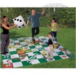 Chuttes and Ladders Game Towel