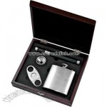 Cigar gift set with 4 pieces