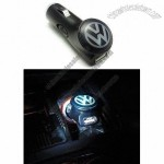 Cigarette Lighter Adapter, i-Plug, In Car Use Emergency Light with USB Charger and 20 grams Weight