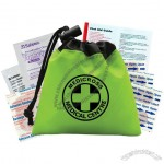 Cinch Tote Bag First Aid Kit