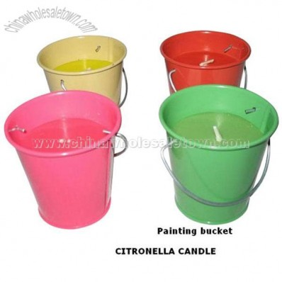 Citronell Candle