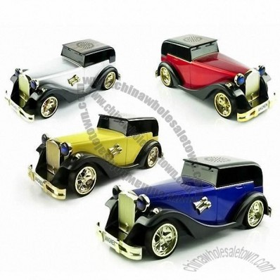 Classic Car Shaped Speaker