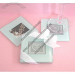 Classic Glass Photo Coasters
