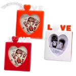 Classic LOVE magnetic photo frame