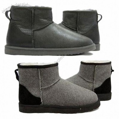 Classic Sheepskin Snow Boots