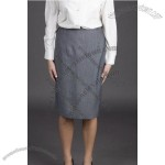Classic Straight Lined EasyWear Skirt(1)