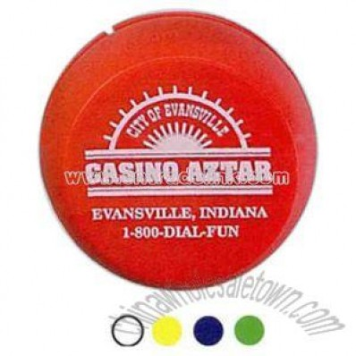 Classic style yo-yo with approximately 3 1/2 to 4 feet of string