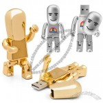 Classical Robot USB Flash Drives / Memory Stick Disk
