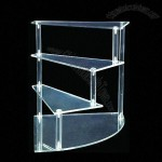 Clear Acrylic Gift Display Stand