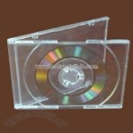 Clear CD Jewel Box