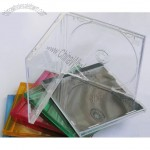Clear CD Jewel Case 10.4mm