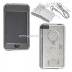 Clear Clip-on Case with Belt Clip for iPod Touch