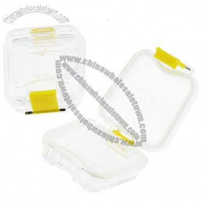 Clear Denture Storage Box