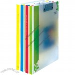 Clear File Folder - Colorful Printing