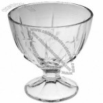 Clear Ice Cream Glass Bowls with Holder