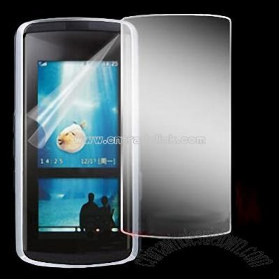 Clear LCD Screen Protector Film for LG Electronics KF600 KF 600 Venus