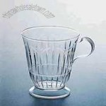 Clear Plastic Coffee Cup