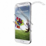 Clear Screen Protector, Suitable for Samsung Galaxy S4
