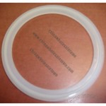 Clear White Silicone Gasket 1