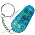 Clever Detector with Key Chain and Torch