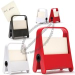Clip Memo Note Desktop Business Card Holder