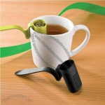 Clip On Tea Strainer