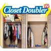 Closet Doubler - As Seen On TV
