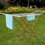 Clothes Drying Racks With Foldable Style