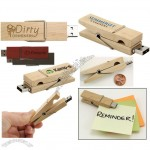 Clothespin USB Flash Drive