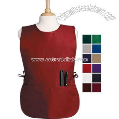 Cobbler Apron with 2 divided pockets
