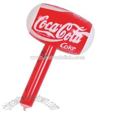 Coca Coal Inflatable Advertising Hammer