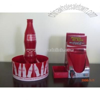Coca Coal Promotion Cup Gift Set