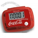 Coca Coal Single function Pedometer