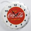 Coca Cola Bottle Cap Wall Clock