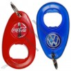 Coca Cola Bottle Opener & Keyring