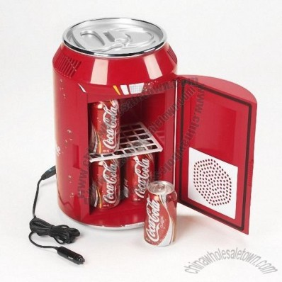 Coca Cola Can Shaped Fridge