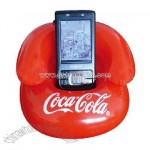 Coca Cola Inflatable Chair Phone holder