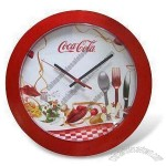 Coca cola Aluminum Wall Clock